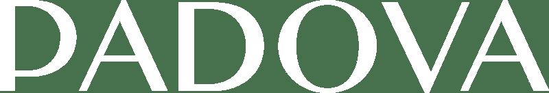 padova logo blanco